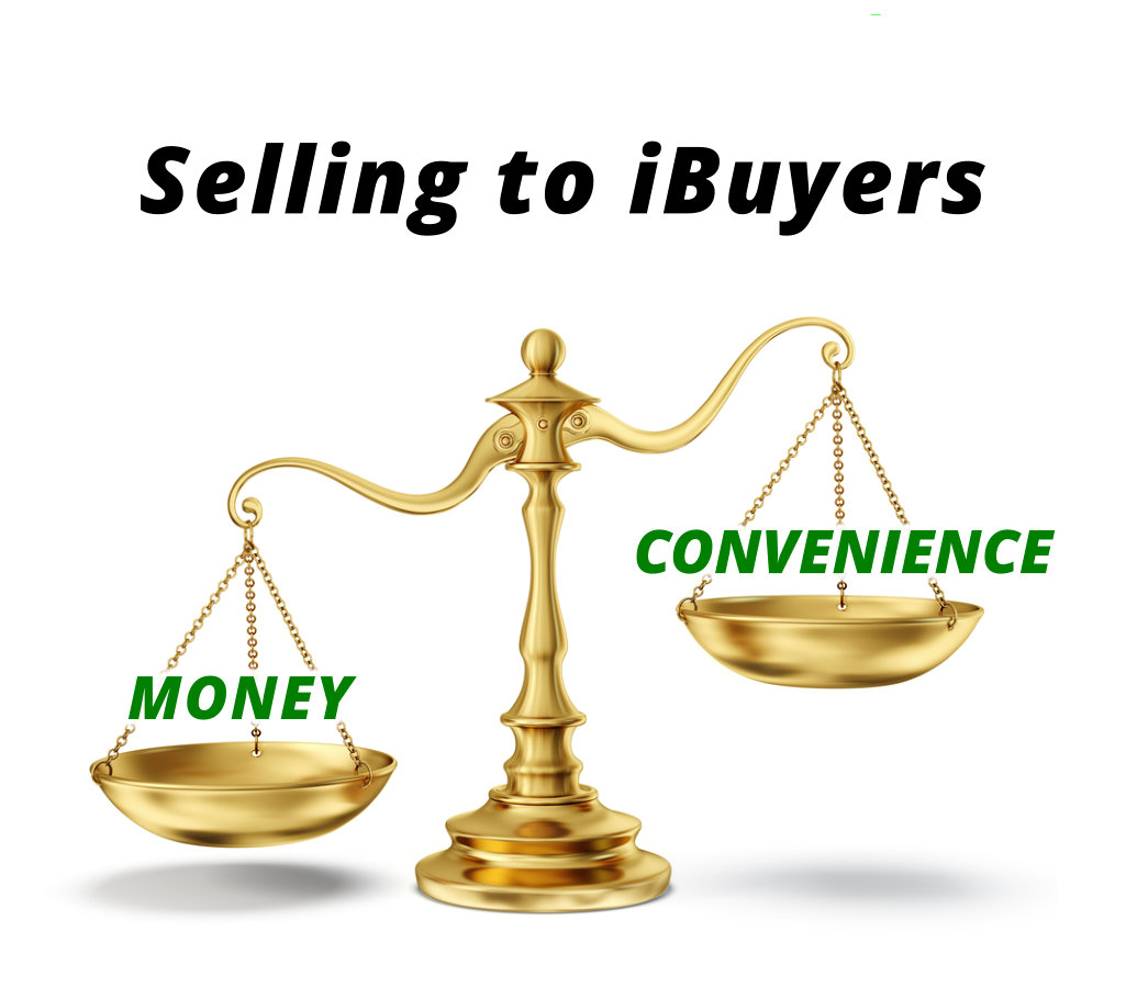 should you sell for cash what is an iBuyer