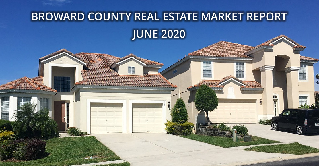 Broward County Real Estate Stats June 2020