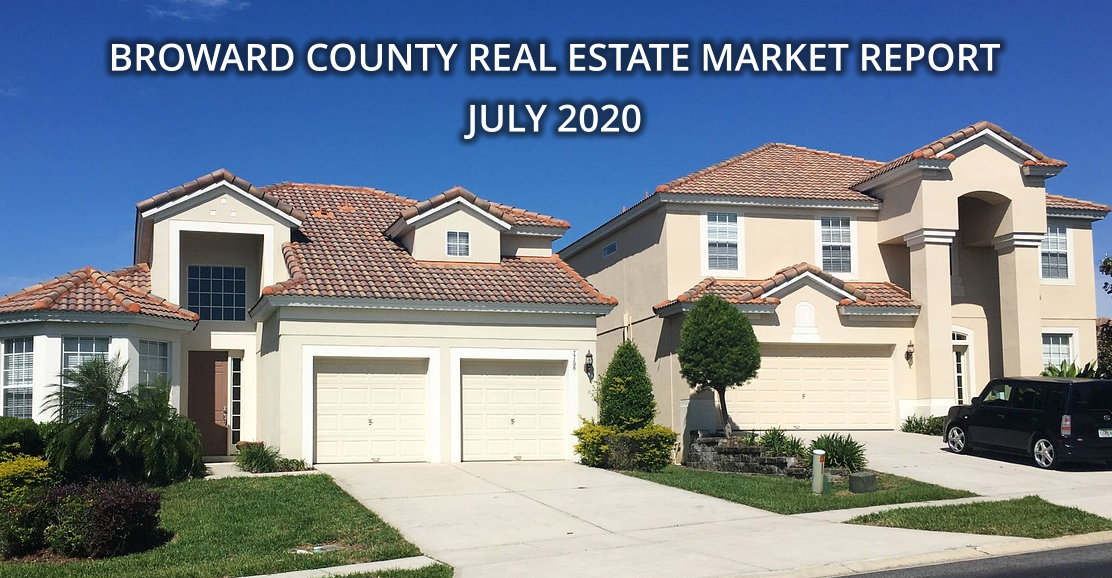 Broward County Real Estate Stats July 2020
